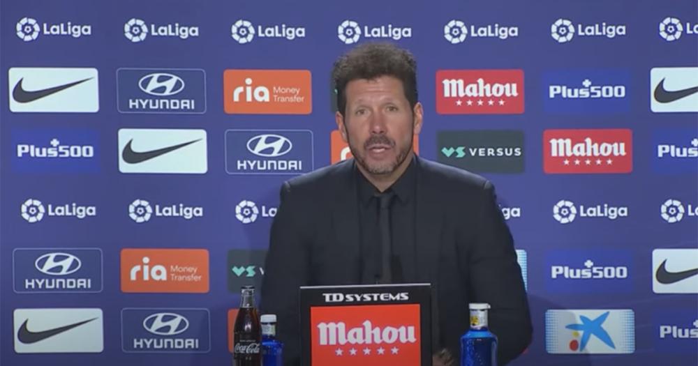 Atletico Madryt podjęło decyzję ws. przyszłości DIEGO SIMEONE! WIEMY kto będzie TRENEREM Atletico przez kolejne sezonu