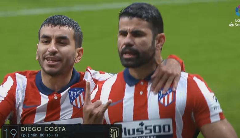 """Atletico Madryt szuka napastnika. """"Los Colchoneros"""" ZNALEŹLI już kandydata do gry w ataku"""